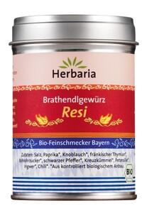Herbaria Bio Brathendlgewürz Resi 90 g