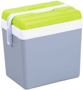 Kühlbox - aus Kunststoff - 24 l - grau