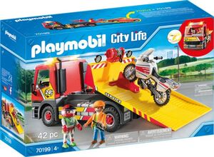 PLAYMOBIL® City Life 70199 - Abschleppdiest