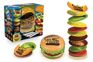 Burger Party - Goliath - Kinderspiel