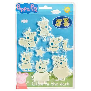 Peppa Pig Leuchtsticker