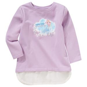 Die Eiskönigin 2 Sweatshirt mit Chiffonbesatz