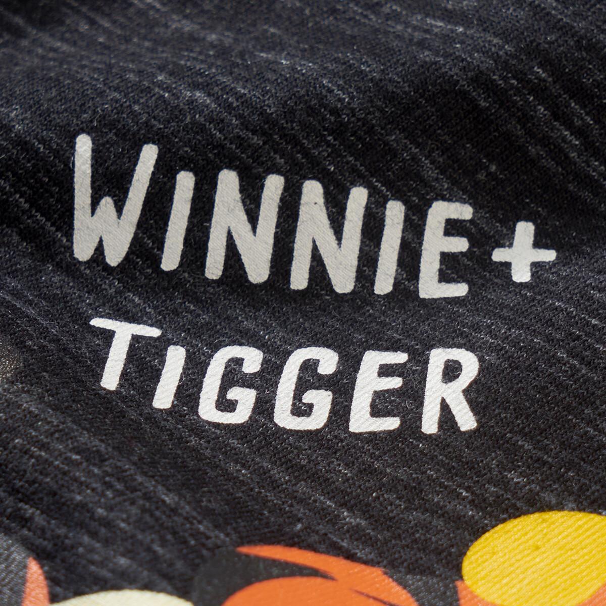 Bild 4 von Winnie Puuh Langarmshirt in Melange-Optik