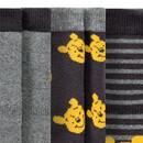 Bild 3 von 3 Paar Winnie Puuh Vollfrottee-Socken im Set