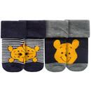 Bild 1 von 2 Paar Winnie Puuh Newborn Socken im Set