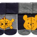 Bild 2 von 2 Paar Winnie Puuh Newborn Socken im Set