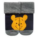Bild 4 von 2 Paar Winnie Puuh Newborn Socken im Set