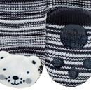 Bild 3 von 1 Paar Baby Haussocken mit Plüschfutter