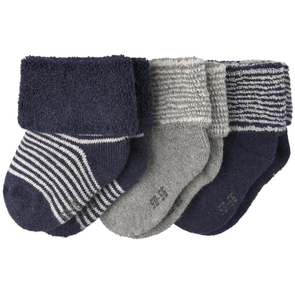 Bild 1 von 3 Paar Baby Socken