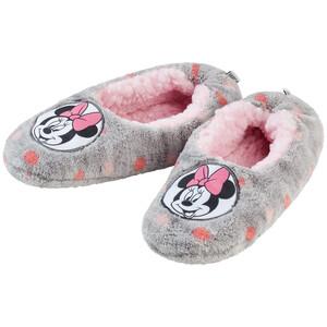 Minnie Maus Pantoffeln mit Applikation