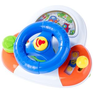 Baby Spiel-Lenkrad, ab 6 Monate