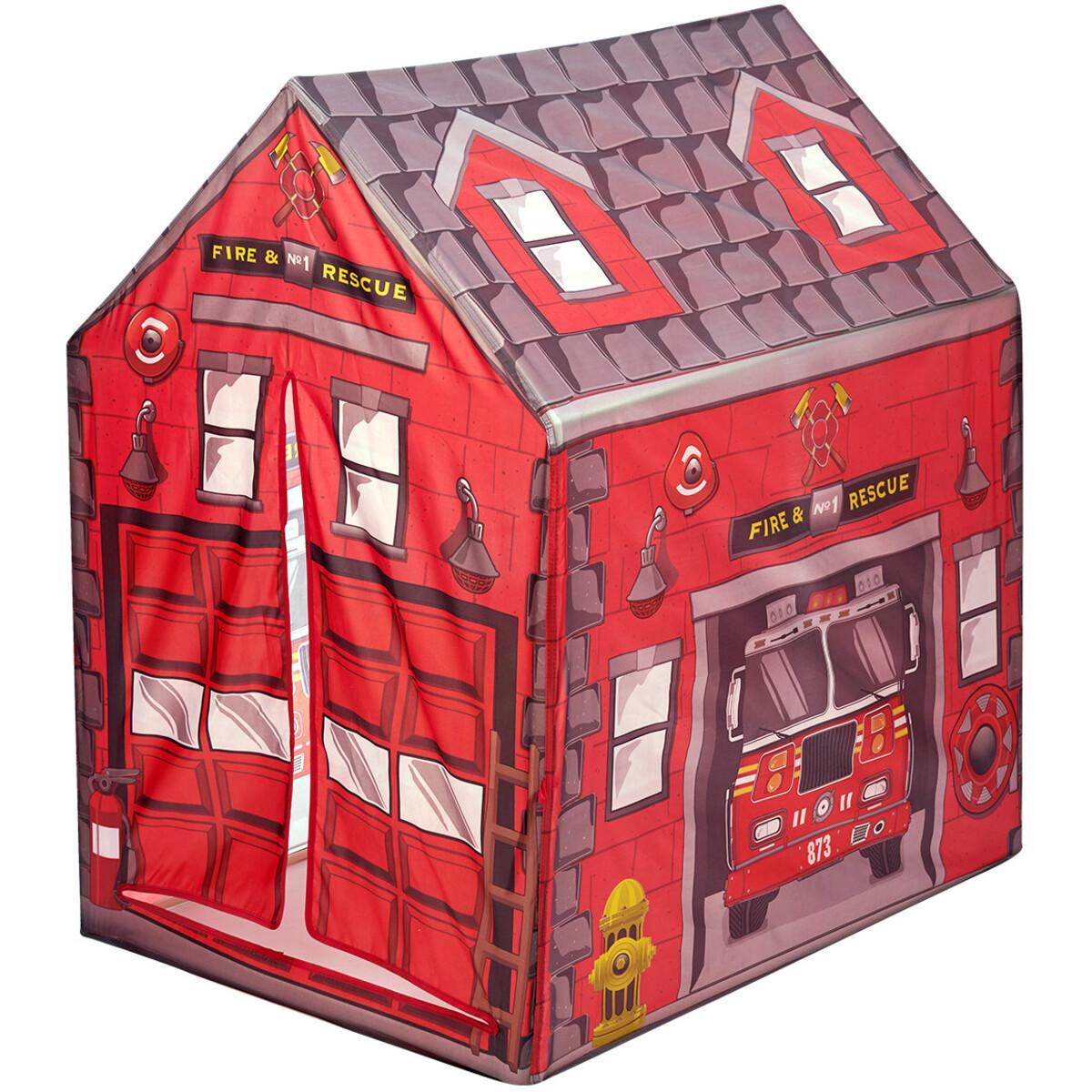 Bild 1 von Kinderspielzelt im Feuerwehr-Dessin
