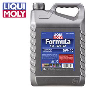 Motorenöl Formula Super 5W-40 5 Liter