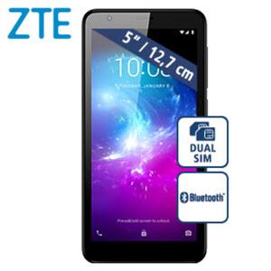 Smartphone Blade™ L8 · 2 Kameras (8 MP/5 MP) · 1-GB-RAM, 16-GB-interner Speicher · microSD™-Slot bis zu 128 GB · Android™ 9 Go Edition · nanoSIM