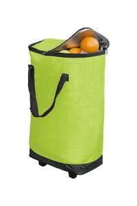 Casa Royale Kühltasche auf Rollen, ca. 30 Liter - Lime