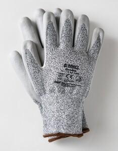Kraft Werkzeuge Schnittschutz-Handschuhe Größe 10, Grau