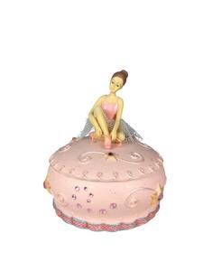 Schmuckbox Ballerina mit Melodie