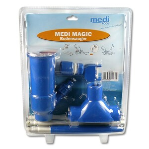 mediPOOL Bodensauger Medi Magic