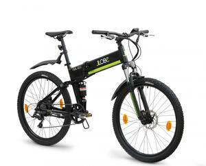 "Llobe E-Bike 26"" Alu Faltrad FML-810 black"