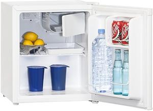 exquisit Minikühlschrank KB 45-1 A++ weiß