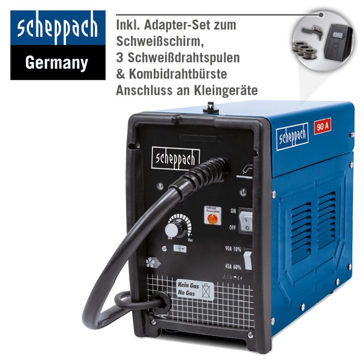 Bild 4 von Scheppach Schweissgerät WSE3200