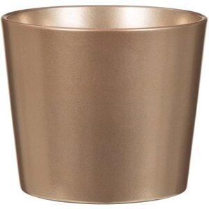 Scheurich Übertopf 870 Ø 12 cm Copper