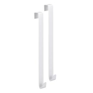 Tür- Fensterhaken 2er Set weiß 30 cm