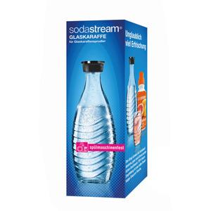 """Sodastream Glaskaraffe 0,615 Liter """"Single"""""""