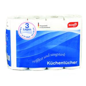 Küchentücher 3-lagig