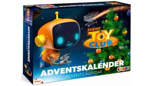 CRAZE - Adventskalender Super Toy Club
