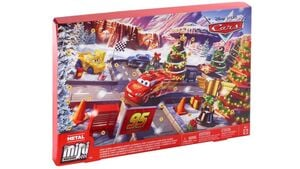 Mattel GGV65 - Disney Cars Adventskalender