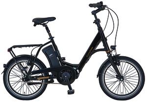 prophete Alu-Kompakt-E-Bike Caravan e, 20 Zoll
