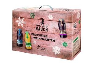 Rauch Saft Adventskalender Premium   24 x 0,2 l Premium Fruchtsäfte