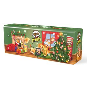 Pringles Adventskalender gün