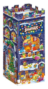 Smarties Adventskalender Burg in 3D 227 g