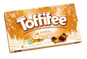 Toffifee mit Weihnachtsbild 45er