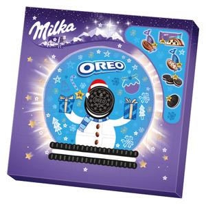 Milka & Oreo Adventskalender 286g