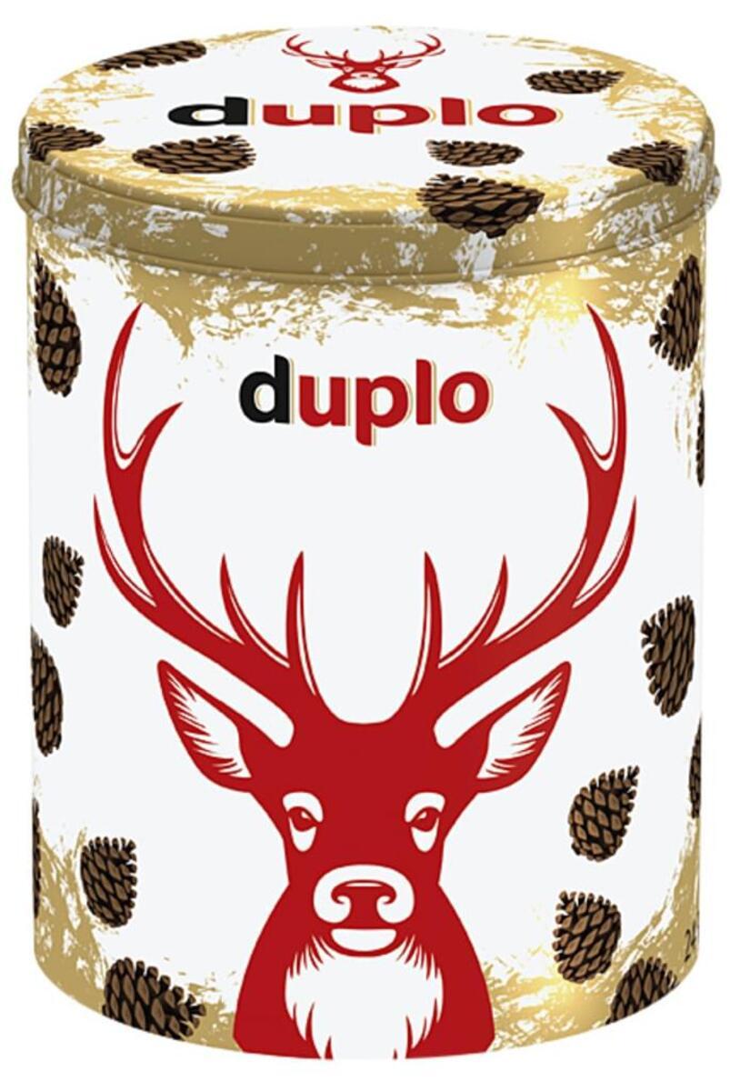 Bild 2 von Ferrero Duplo Dose mit 24 Riegeln