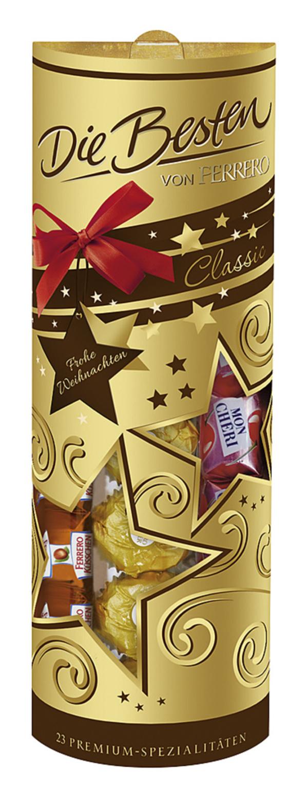 Ferrero Die Besten Classic Geschenk-Packung 242 g