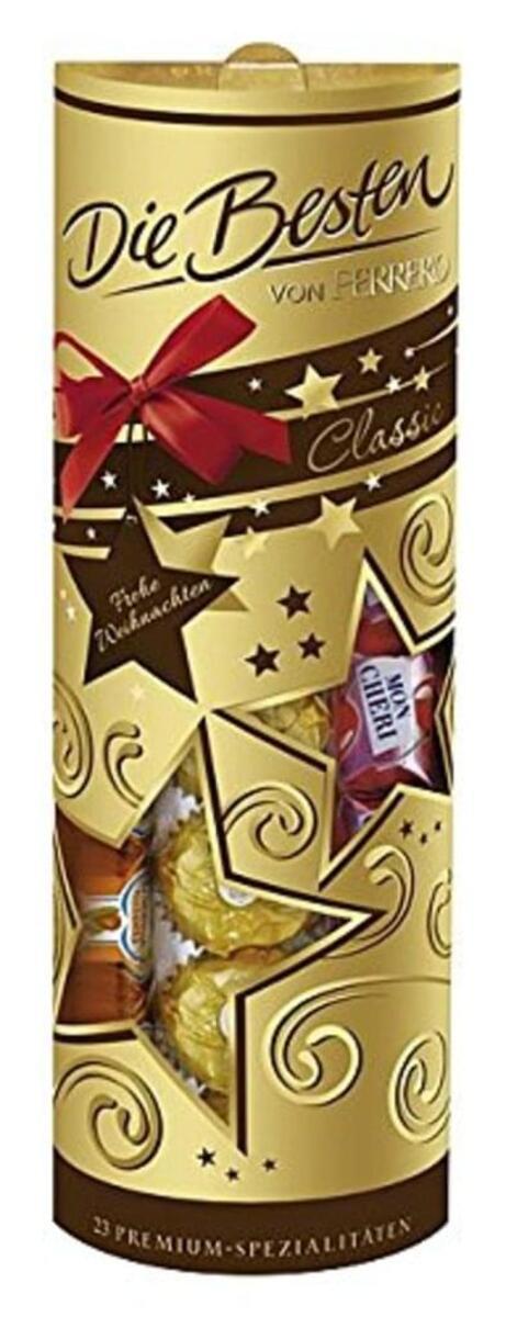 Bild 2 von Ferrero Die Besten Classic Geschenk-Packung 242 g