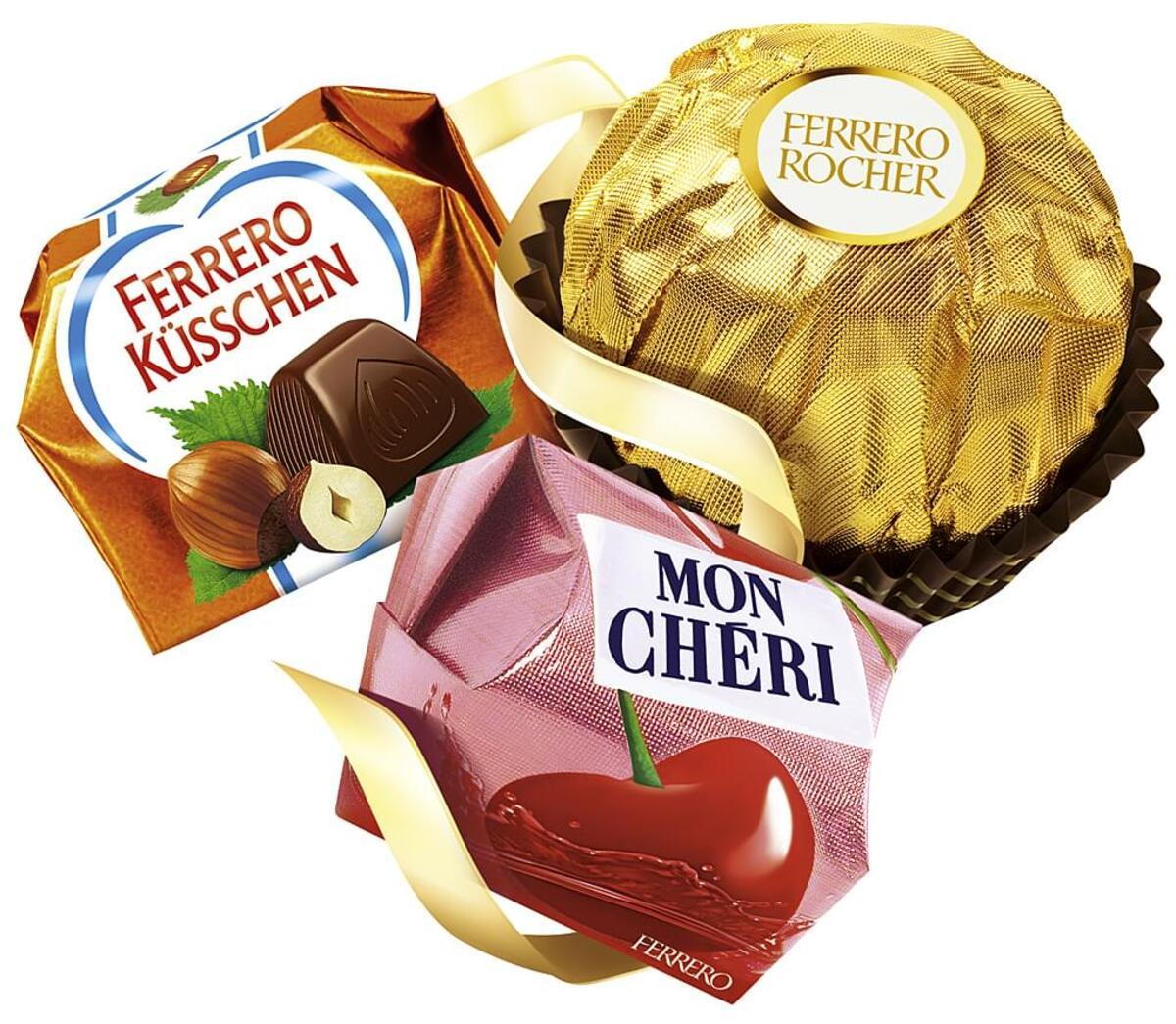 Bild 3 von Ferrero Die Besten Classic Geschenk-Packung 242 g