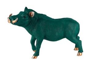 Deko-Objekt Wildschwein