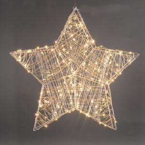 TrendLine LED Stern ,  160 LED, warmweiß