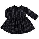 Bild 1 von Baby Kleidchen mit Punkte-Alloverprint