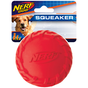 NERF Dog Profil Ball m. Quietscher Gr. M