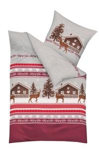 kaeppel Bettwäsche Snow Lodge