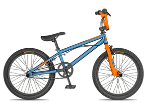 Scott Volt-X 20 2019 | 22 Zoll | cobalt blue/orange