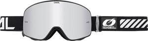 O'Neal B-50 Goggles force black-mirror silver
