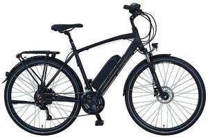 prophete Alu-Trekking-Herren-E-Bike Entdecker e9.6, 28 Zoll