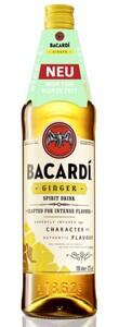 Bacardi Ginger Spirit Drink | 32,0 % vol | 0,7 l